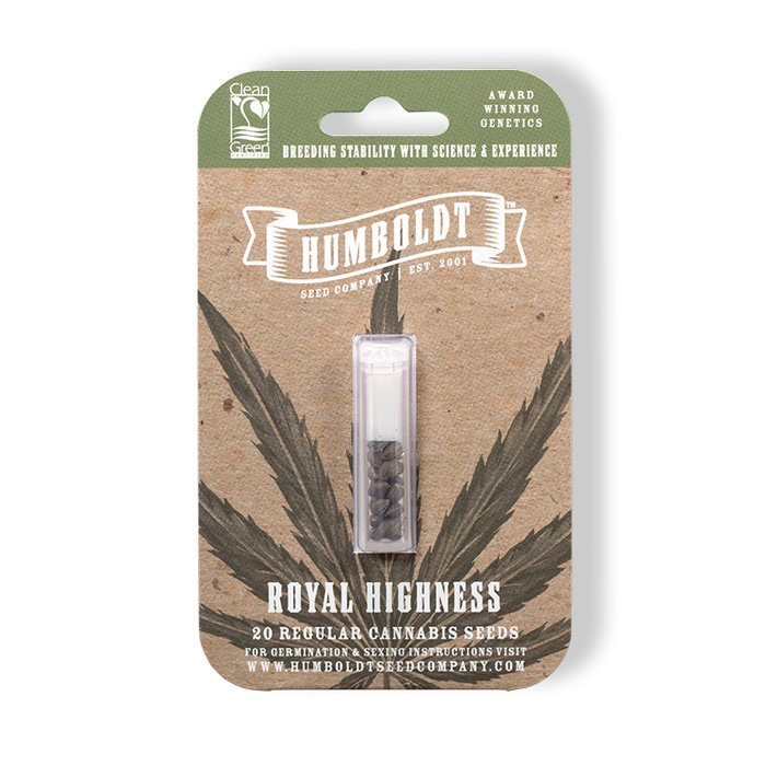 royal-highness-cannabis-seeds-humboldt-seed-company-pack
