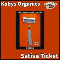Sativa Ticket ⚤